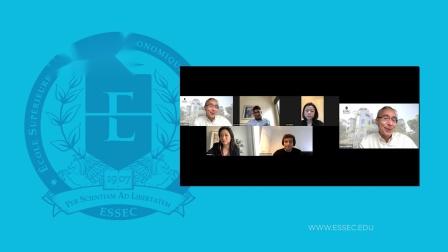 ESSEC硕士职业生涯论坛回放 - 如何从金融学硕士得到最大化投资回报率