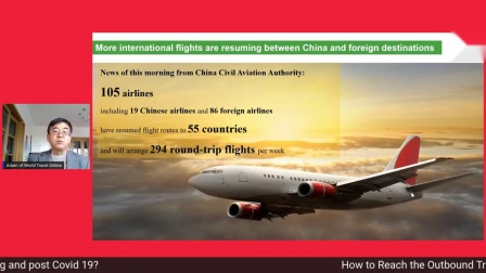 HOW TO REACH THE OUTBOUND TRAVEL MARKET OF CHINA DURING AND POST COVID 19