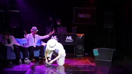 FLOWBY CYPHER - DJ JAYGEE + EUNG + HOAN -FIREBAC