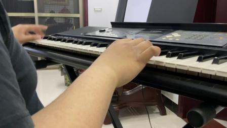 胡长荣,王大海;演唱会的《二人转小帽月牙五更》雅马哈编曲键盘电子琴/psr-e233/psr-e333演奏版