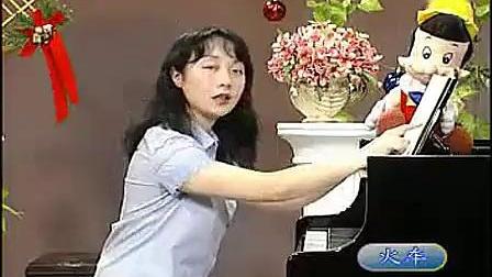 约翰·汤普森-简易钢琴教程1