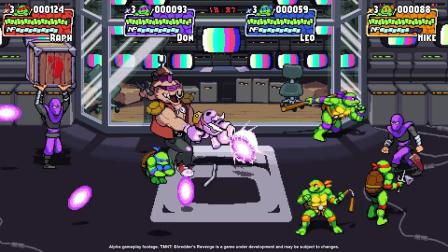 【游侠网】《忍者神龟:施莱德的复仇》