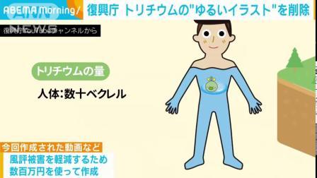 【3DM游戏网】日本宣布下架放射性氚吉祥物