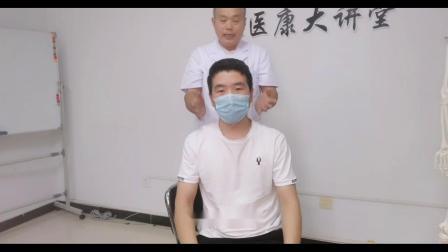 颈椎复位手法-张荣江三分钟正骨