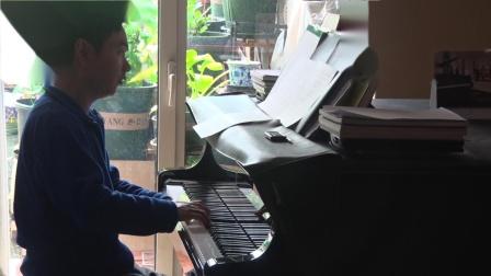 沈文裕演奏巴赫《赋格的艺术》对位曲8 BWV1080,8