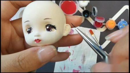 爱剪辑-凤冠粘土娃娃