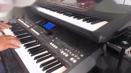 电子琴演奏 《男儿当自强》[2021_04_16].wmv