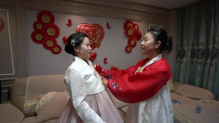 3月28日 新罗世界婚礼