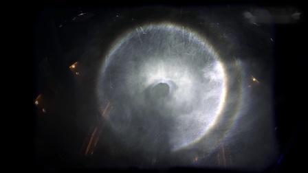 穿越过圆相 / Walk through the Light Circle