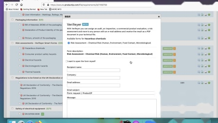 How to send out risk assessment form.mov