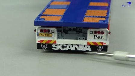 WSI Scania + Fassi 'Andersen' by Cranes Etc TV