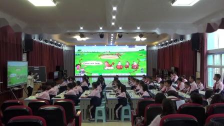 兴义市教育局第三届中小学优质课大赛英语决赛课堂实录(一等奖)