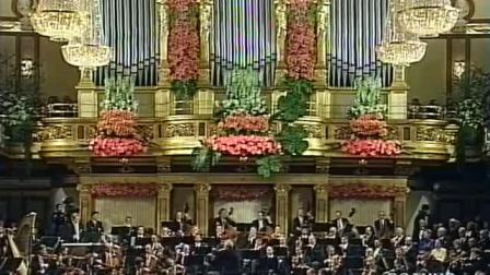 1992 维也纳新年音乐会一千零一夜圆舞曲Op. 346 Rudolf Nureyev