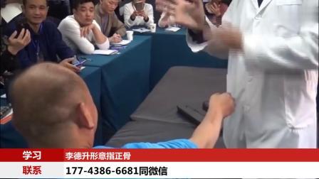 中医视频李德升形意指正骨系列