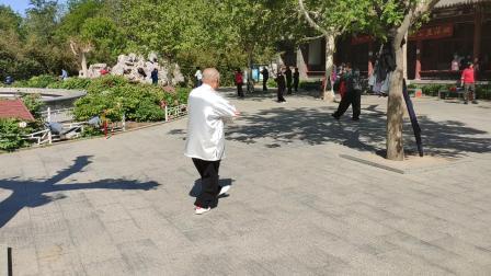 形意八卦掌——刘志平(精平)72岁