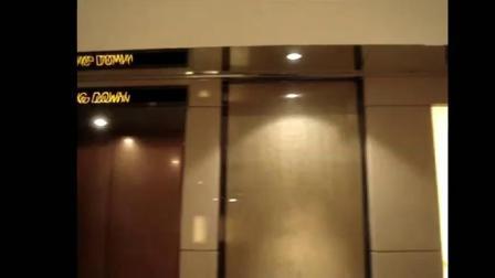 香港沙田凯悦酒店客梯