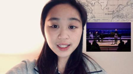 卡迪夫大学音乐学院Mandy Leung学习分享