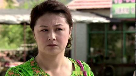 乡村爱情:谢大脚离婚穿绿衣服,故意气长贵:我要开始第三春