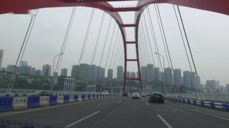 打卡重庆30座大桥 驾传祺GS4见证传奇