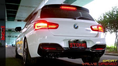 BMW F20 B48 120LCI / Stone Catless DP + Valvetronic Catback