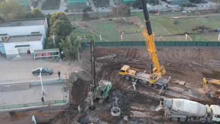 KR125扬州京杭运河整治工程