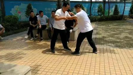 董伟昌老师揉手练习