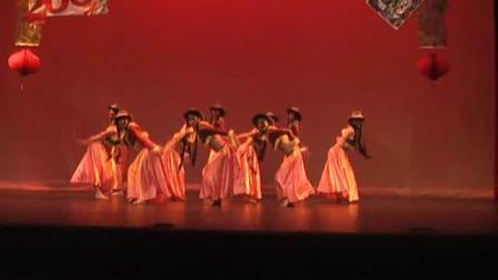 2007春节留学生舞蹈演出