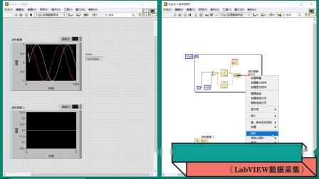 《LabVIEW数据采集》视频教程第49集:波形图表