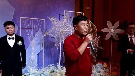 蔡文斌先生@谭早华小姐新婚庆典录像