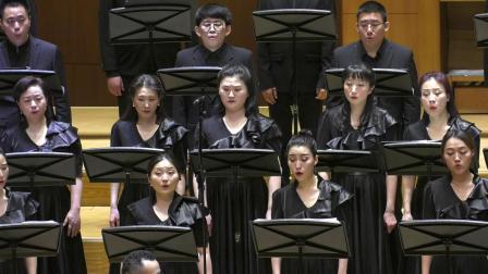 混声无伴奏合唱:草原夜色美(吴灵芬指挥Harmonia和谐之声合唱团版)