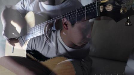 听哭了!绝美指弹吉他 夜的钢琴曲
