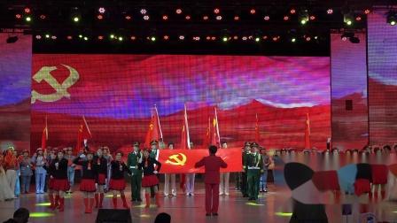 大合唱《没有共产党就没有新中国》湖北军嫂艺术团