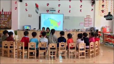 小班语言《贪吃的变色龙》课堂实录.TS
