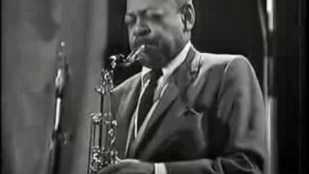 Coleman Hawkins, Harry Edison/Jo Jones/.. - Jazz 625, 1964 爵士.薩克斯