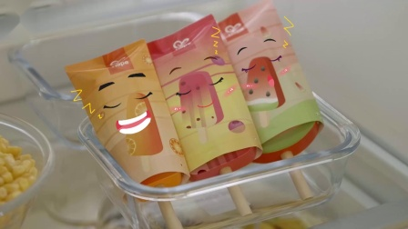 Hape厨房玩具——缤果棒冰