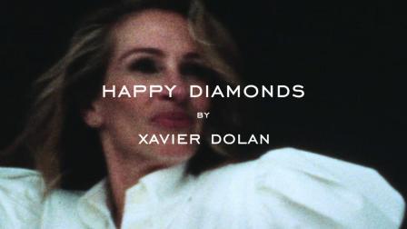 Chopard萧邦 - Happy Diamonds系列全新广告大片(Square)