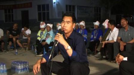 广南壮族歌板榔陆氏家族祭祖扫墓06