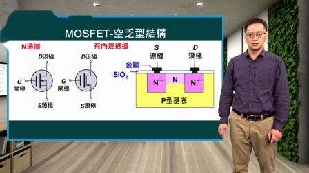 金氧半场效晶体管(MOSFET)之判别_金氧半场效应晶体管之識别PART B_张元庭_20210421