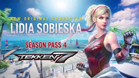 万代南梦宫制作发行的3D格斗类游戏《铁拳7》最新角色Lidia Sobieska的幕后动捕制作花絮