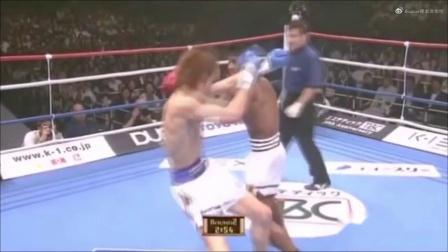 泰拳王子播求反击技巧