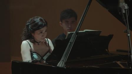 貝多芬第七號C小調小提琴與鋼琴奏鳴曲作品30第二號,梁建楓小提琴,鄭慧鋼琴