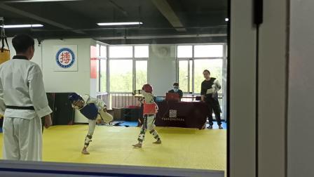 跆拳道一级考试