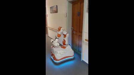 F&P| 孚朋机器人 Lio欧盟DIH HERO项目
