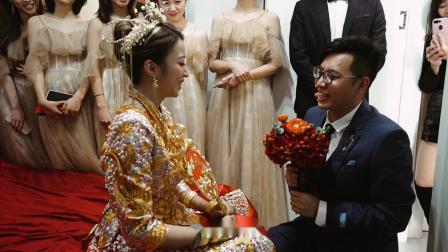 MIUSWedding 缪斯映画 | YIXIANG & MENGNAN 婚礼电影