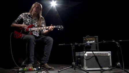 Marshall MG10G Gold 10W Guitar Combo _ Gear4music demo