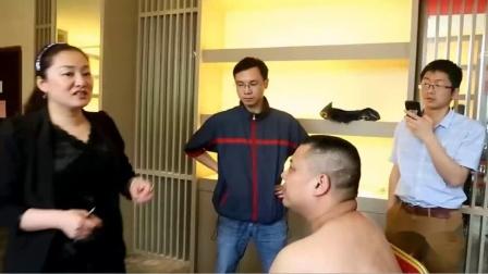 陈红易针两针秒杀治疗后背二十年疼痛