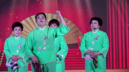 曲艺表演:《四个太婆夸媳妇》