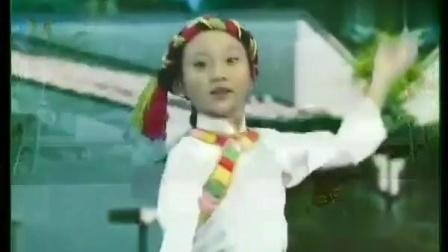 少儿舞蹈 北京的金山上 参赛作品 高清 儿童舞蹈 高清版……_好看视频