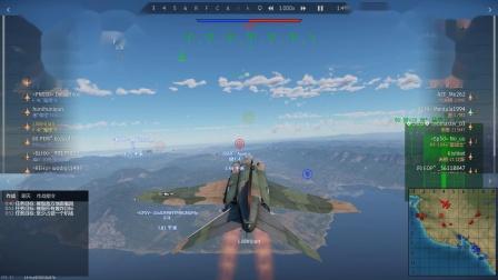 War Thunder空战历史性能F-4E 2021.04.24 - 15.25.38.01