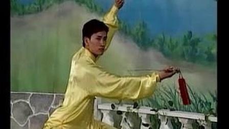 42式太极剑分解教学(六)
